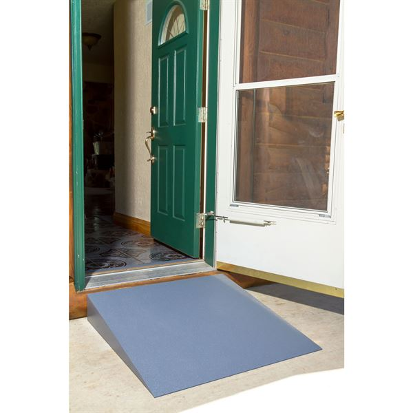front door wheelchair ramp