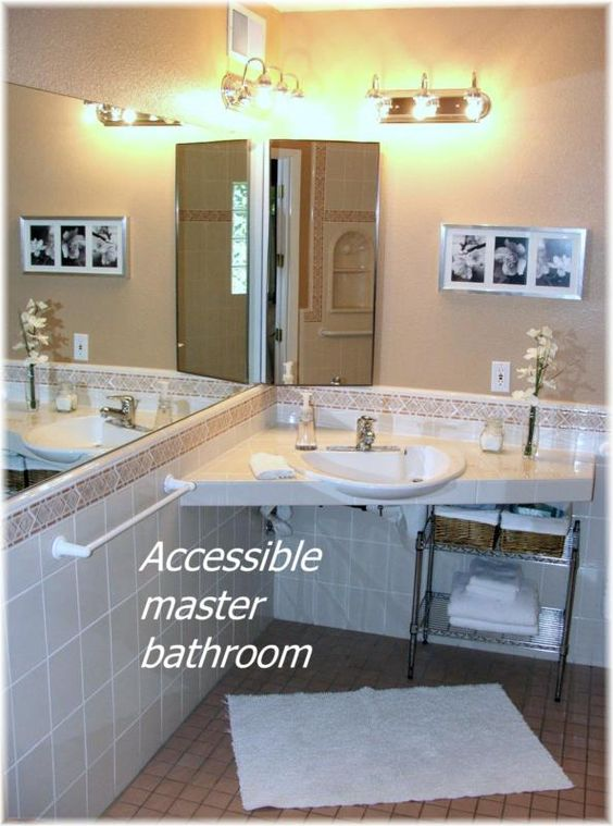 Accessible home design - Home design